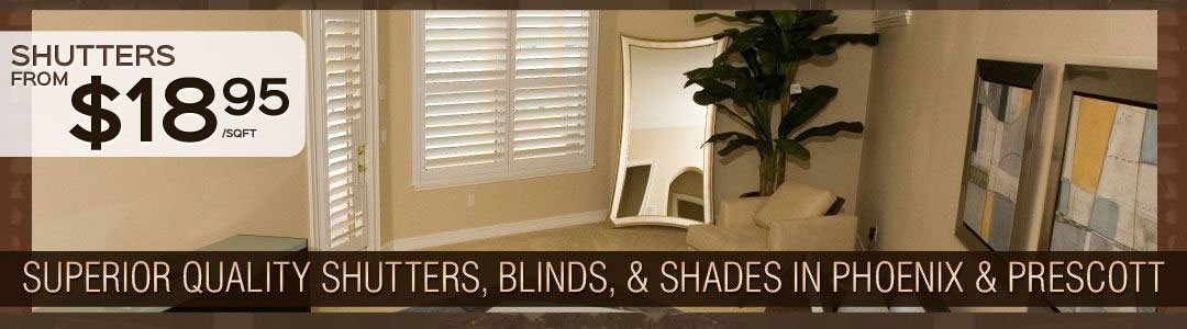 Mountain Country Shutters & Shades